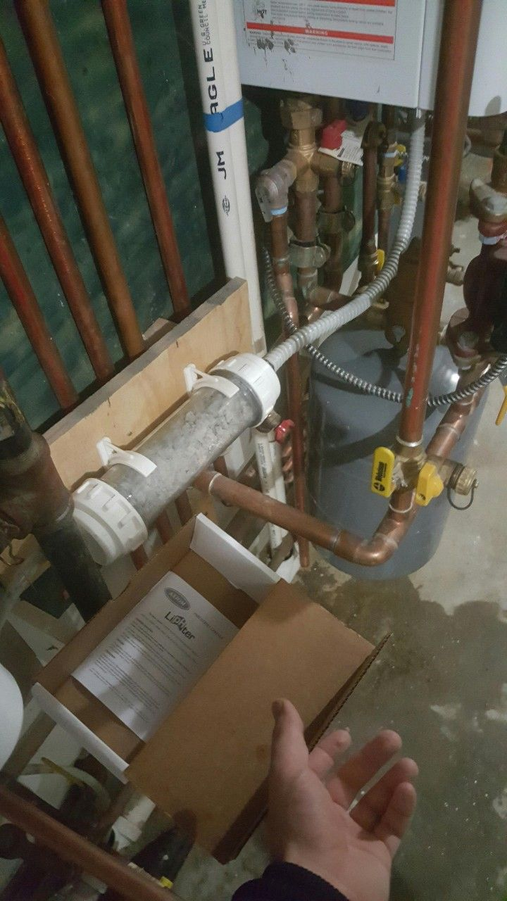 Tankless Water Heater How It Works Tankless Water Heater Water Heater Repair Water Heater