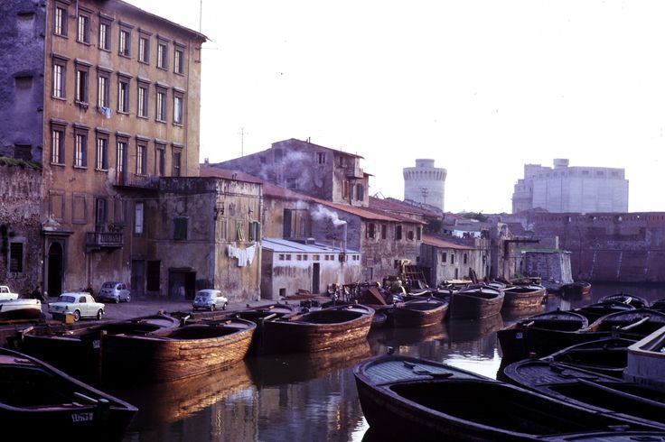 Livorno, Italy, ca. 1965. Photo: Antero Sala