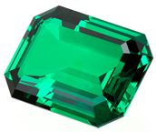 Emerald, a vivid, verdant green, enhances our sense of well-being by inspiring insight, as well as promoting balance and harmony.