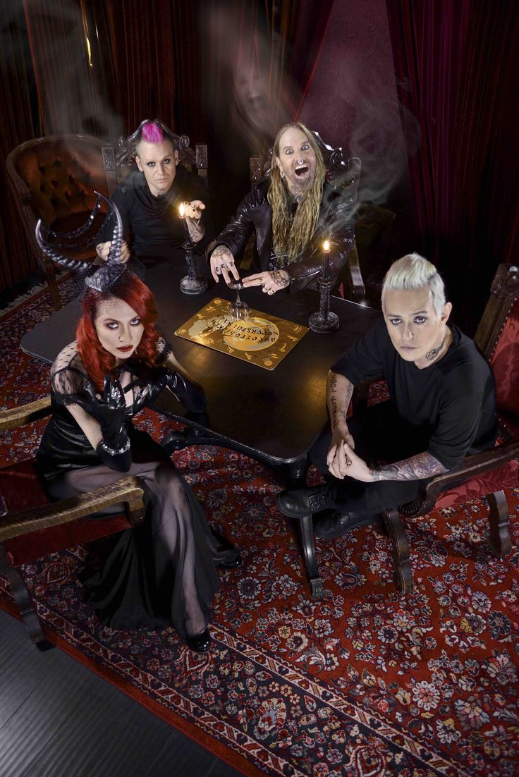 Coal Chamber New CD coming after 13 years!!