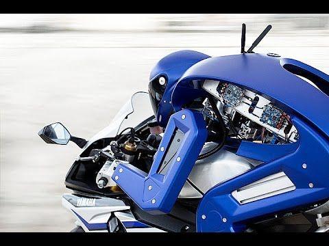 Así funciona el primer robot capaz de conducir una moto | tecno.americaeconomia.com | AETecno - AméricaEconomía