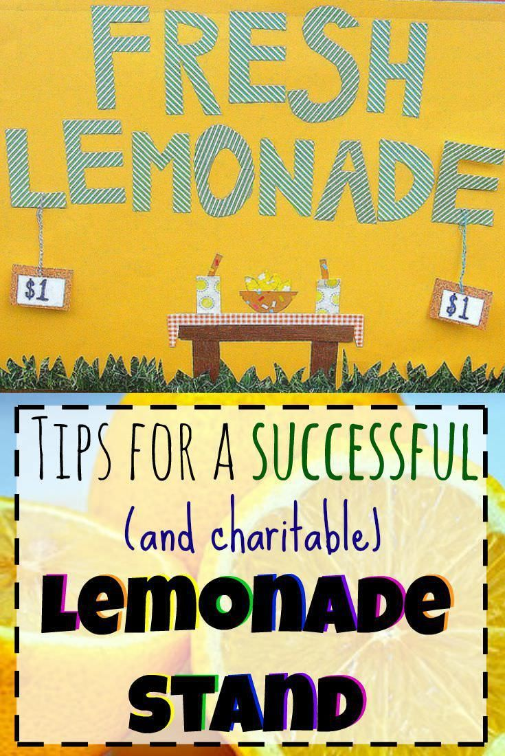financial summary report on lemonade stand Description: a web version of the computer game lemonade stand: you have to decide how many cups of lemonade to make based on the weather forecast you also have the option to advertise and.