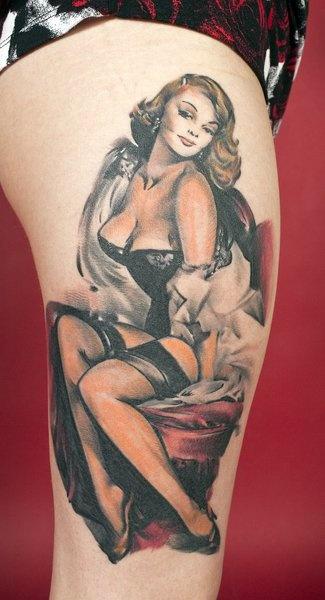 JP Wikman is a fantastic realistic tattoo artist from Tammefors, Finland. « Tattoo Art Project