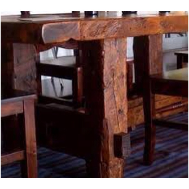 23 best images about Integrating Media Into Your Space on  : e8245dbd65602e609d781affaf4e348e barnwood dining table farmhouse table from www.pinterest.com size 640 x 640 jpeg 90kB