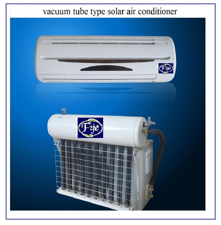 Solar Air Conditioning System Features 1. Our Fije solar