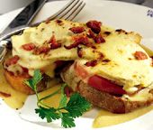 Louisville Hot Brown - It's what's for dinner tonight!