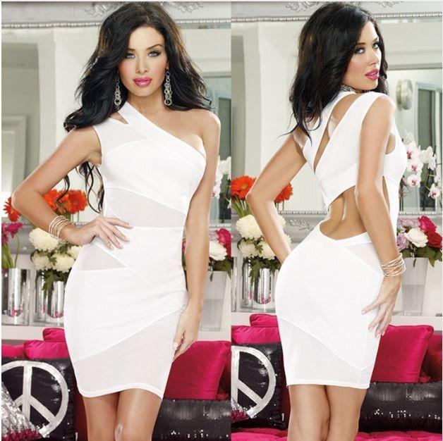 Dámské večerní šaty s průsvitnými pruhy bílé – SLEVA 70 % + POŠTOVNÉ ZDARMA Na tento produkt se vztahuje nejen zajímavá sleva, ale také poštovné zdarma! Využij této výhodné nabídky a ušetři na poštovném, stejně …