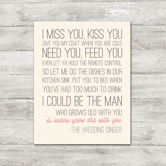 Wedding Singer Quote: 44 Best Inspiring Themes Images On Pinterest