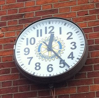 mannintree clock | Flickr - Photo Sharing!
