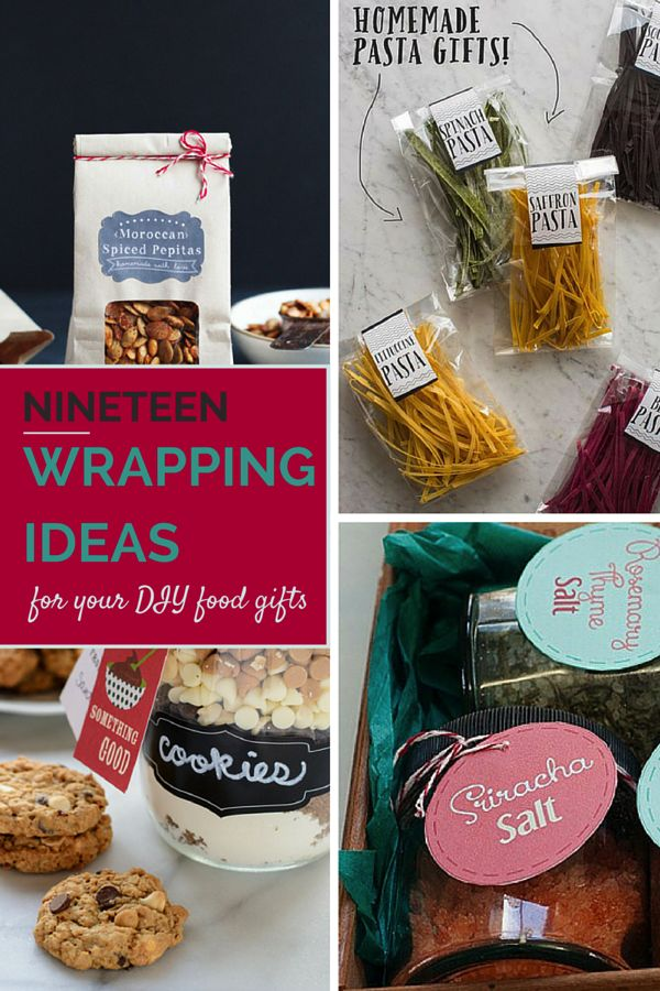 17 best images about savvy recipes on pinterest preserve for Food gift packaging ideas