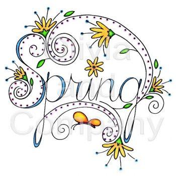 Swirly Spring