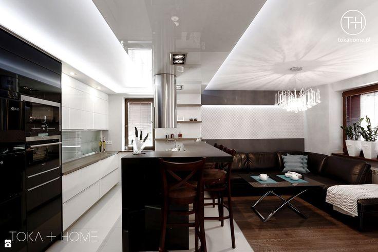 Kryształowe marzenie - zdjęcie od TOKA + HOME - Salon - Styl Glamour - TOKA…