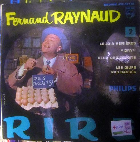 Fernand Raynaud  Rire