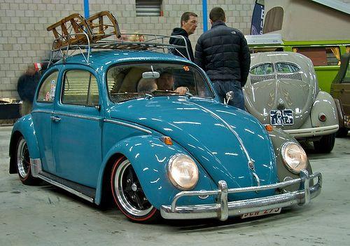 VW Beetle fusca