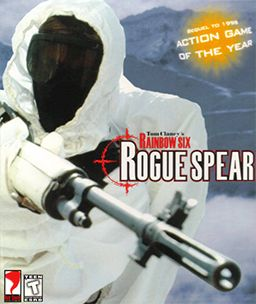 Tom Clancy's Rainbow Six - Rogue Spear Computer Game - (1999) -  #classicpcgaming #retrogaming #oldschool