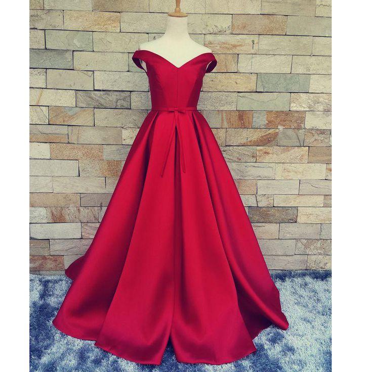 Bg1186 A Line Prom Dress,Long Evening Dress,Women Formal