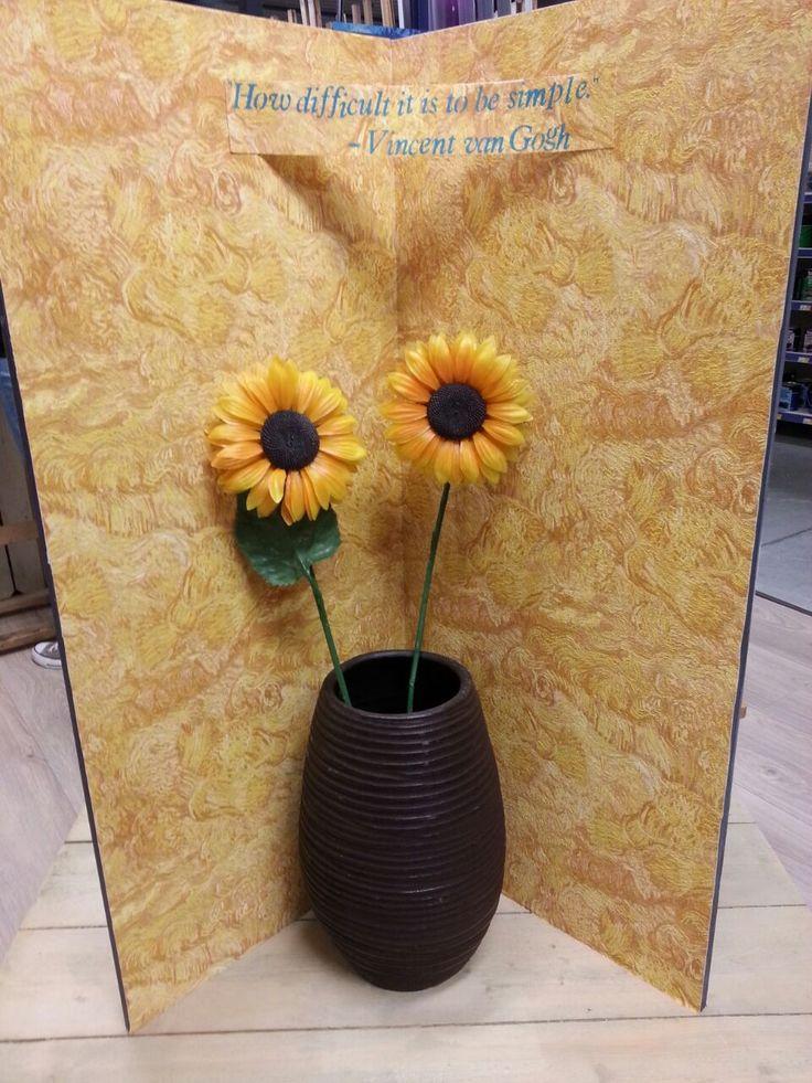Behang / Wallpaper collection Van Gogh - BN Wallcoverings