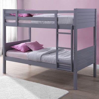 Home & Haus Dunedin Bunk Bed & Reviews | Wayfair UK