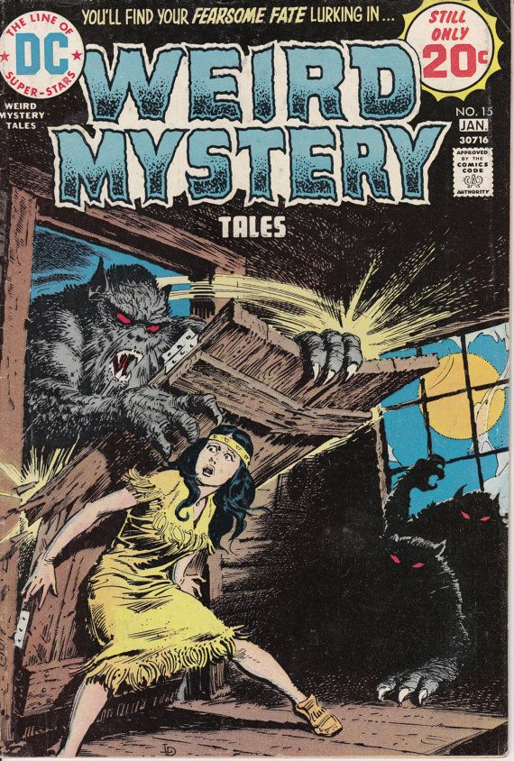 Monster Island News: A Gallery Of Great Horror Comic Book Covers ...