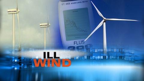 Windfarms causing worries - Today Tonight