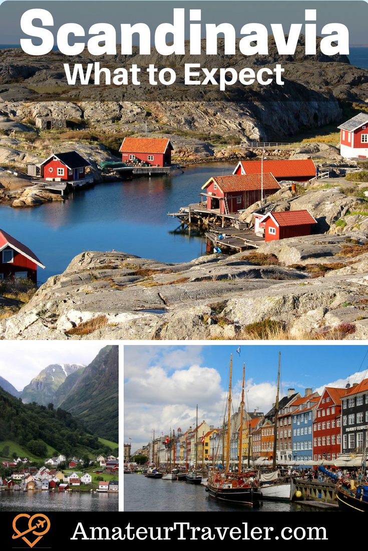Scandinavia Travel For First Timers What To Expect Viagens Paisagens