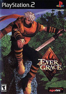 Evergrace (Sony PlayStation 2, 2000)