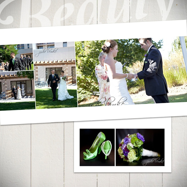18 best Wedding book templates images on Pinterest | Wedding book ...