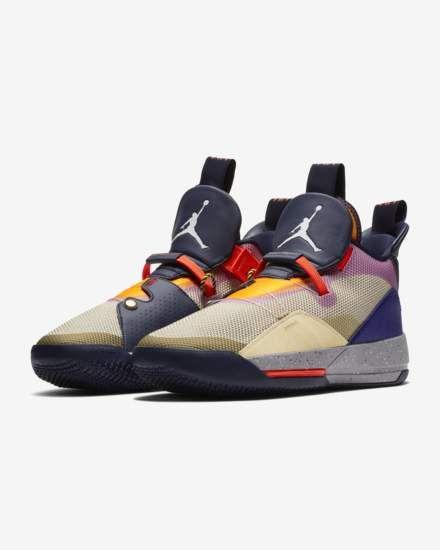 1c093516734155 Air Jordan XXXIII Men s Basketball Shoe in 2019