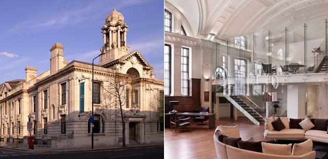 タウン ホール ホテル(Town Hall Hotel)イギリス・ロンドンのホテル予約|Tablet Hotels