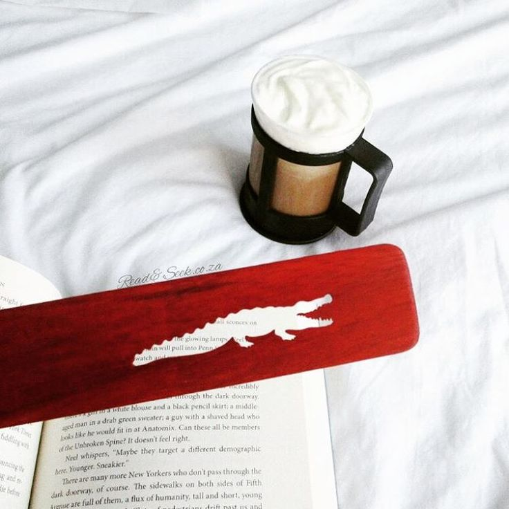 The husband and I went croc cage diving last month which was a fantastic experience! He saw this bookmark yesterday at @exclusivebooks and got it for my growing collection. It's my lil reminder to just do the things that makes my heart beat faster - it will make for cool stories oneday when I'm old and gray  HAPPY MONDAY ALL!!! #bookstagram #booksofinstagram #bookstagrammer #instabooks #instareads #bibliophile #booknerdigans #readandseek #southafricanblogger #bookish #books #read #bookmark…