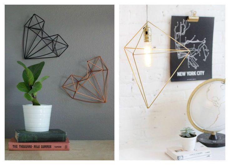 himmeli nada mais nada menos que um artigo decorativo com estrutura toda geomtrica e tridimensional