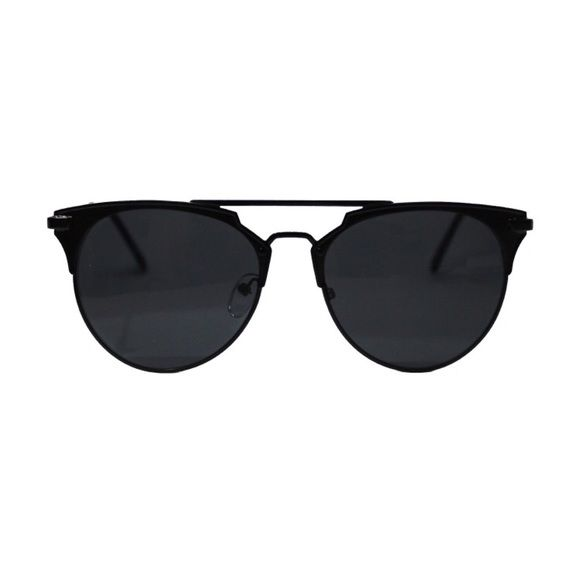Sunglasses SIA sunnies in all black frame and lens Accessories Sunglasses