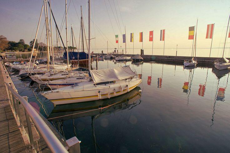 Porto Bardolino Lago di Garda http://www.immobilie-gardasee.de/