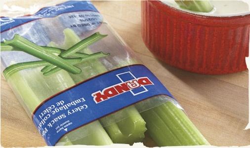 Celery Snack Packs