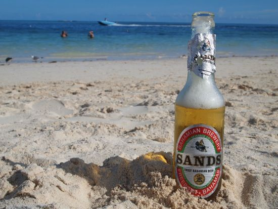 Friday Happy Hour: Sands Beer, More 'Truly Bahamian' Than Kalik? | Bahamas | Uncommon Caribbean