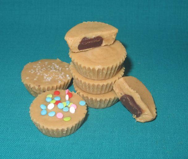 "Irresistible Inside Out ""Peanut Butter"" Cups (SunButter Nut-Free Version!) « SunButter"