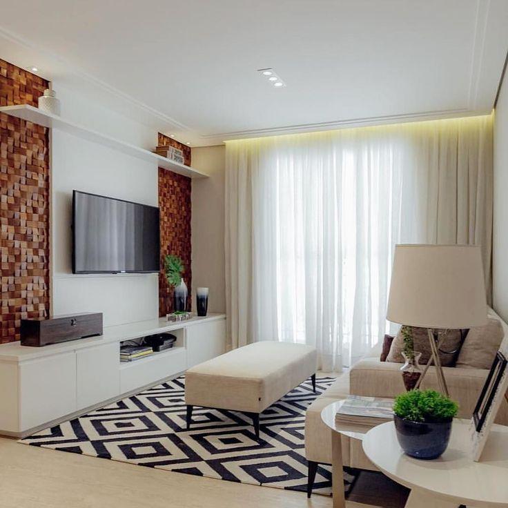 Espaço tão lindo. E o tapete?! Amei! @pontodecor | @maisdecor_ Projeto Cavalcante Ferraz www.homeidea.com.br Face: /homeidea Pinterest: Home Idea #homeidea #arquitetura #ambiente #archdecor #archdesign #projeto #homestyle #home #homedecor #pontodecor #homedesign #photooftheday #interiordesign #interiores #picoftheday #decoration #revestimento #decoracao #architecture #archdaily #inspiration #project #tapete #home #casa #grupodecordigital