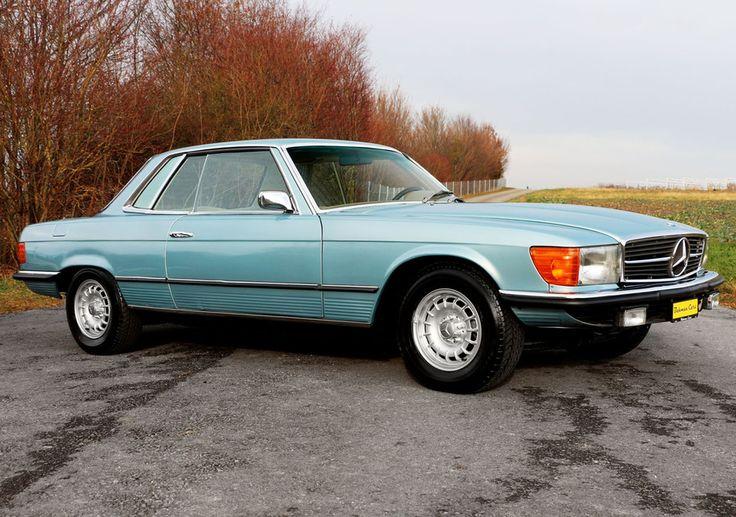 196 best mercedes 280 slc images on pinterest slc for Mercedes benz 350 slc