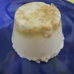 Budino di tapioca e cocco