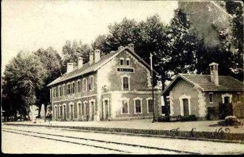 salihli tren garı  yıl 1930