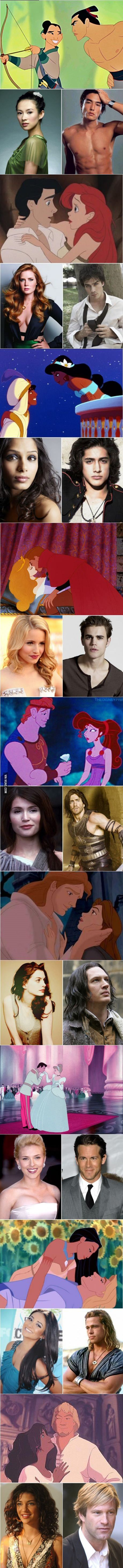 I wish Anne Hathaway was the actress who is gonna play Belle in the new Beauty and The Beast