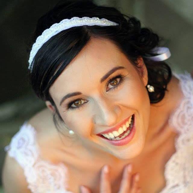Beautiful Jana...my first individual bride