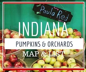 Indiana Pumpkin Patch and Apple Orchard Locations - littleindiana.com