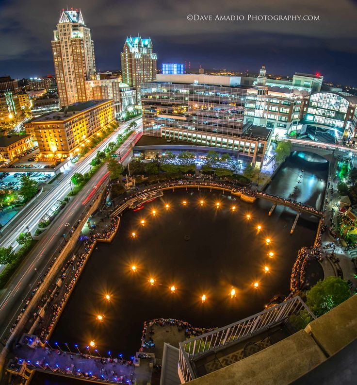 Providence Rhode Island Beaches: WaterFire Providence - Waterplace Park In 2019