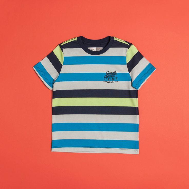 T-shirt for boy #prints #jungle #littlekids #selva @OFFCORSS