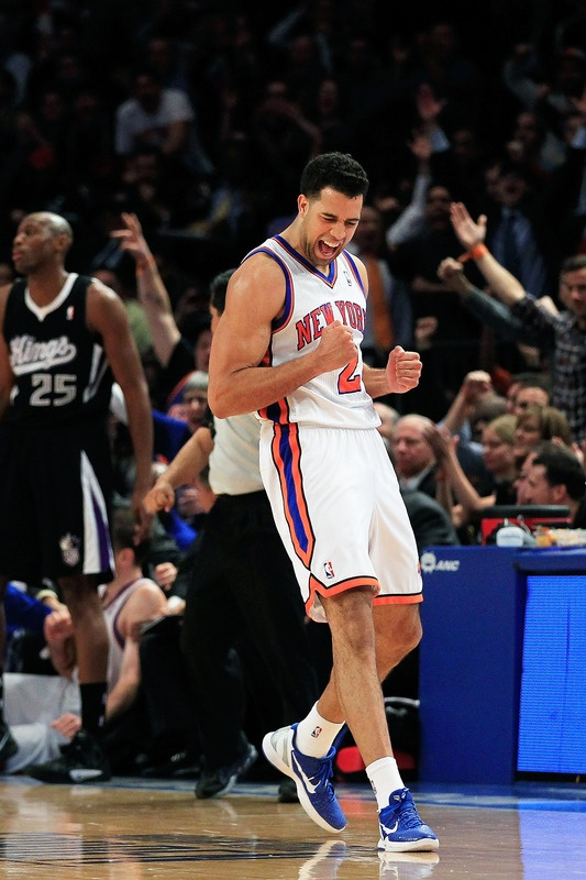 Landry Fields -- Gonna miss seeing him as a Knick this year for sure!