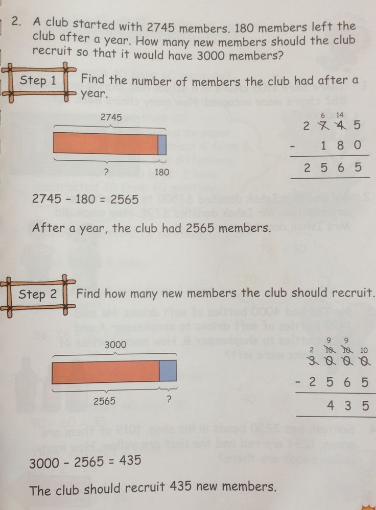 Another grade 3 word problem on subtraction singapore for Singapore math lesson plan template