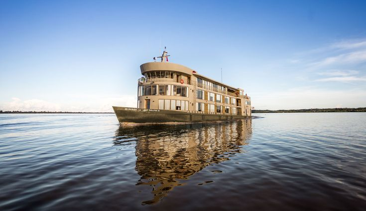 Delfin Amazon Cruises, the pioneer of luxury river cruising in the Amazon. Explore one of the world's largest protected flooded forests, the Pacaya Samiria.