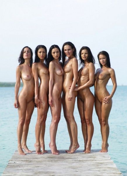 Pinterest beach nudist group