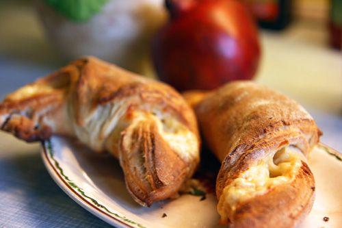 Opskrift på Croissanter